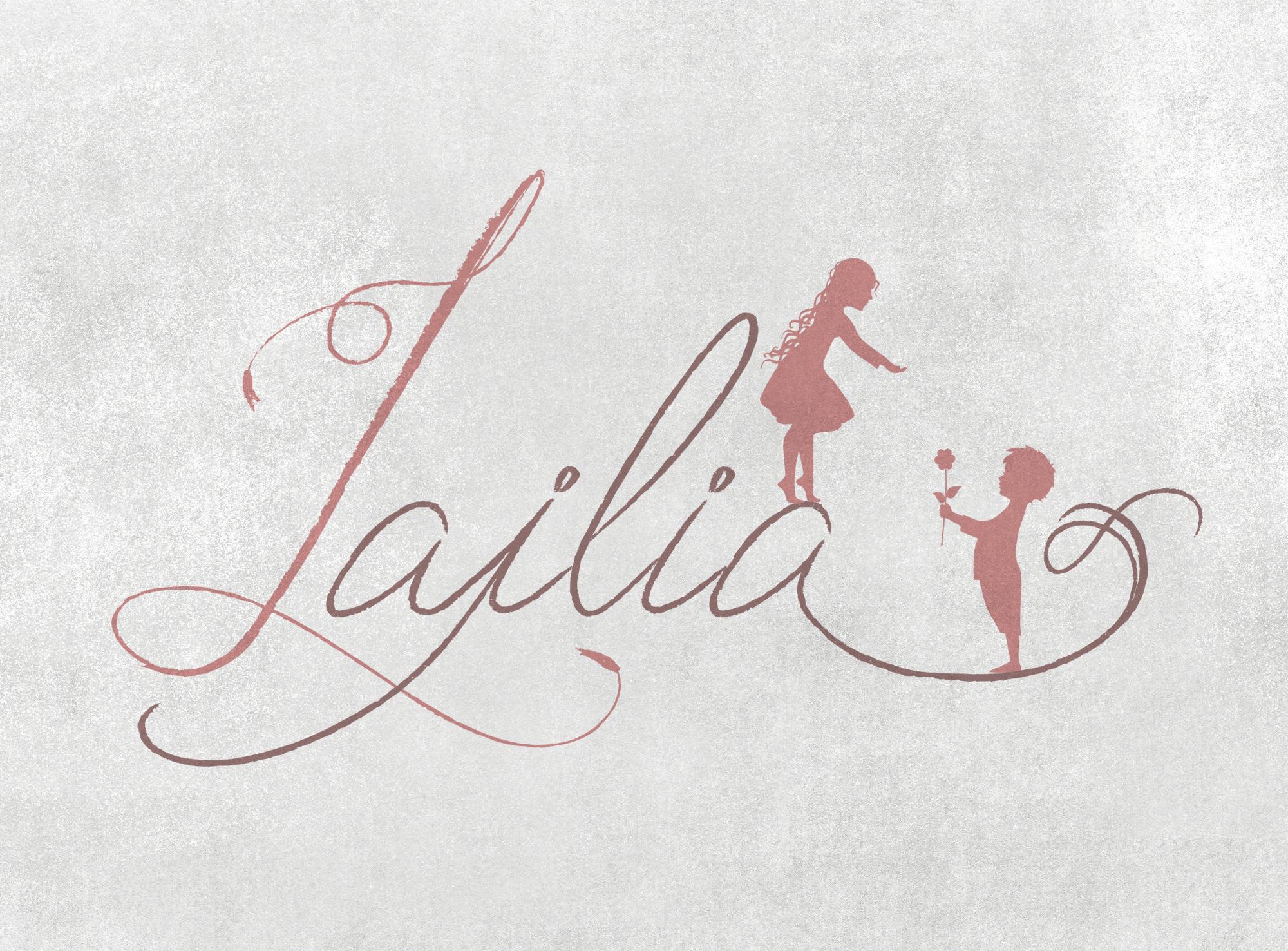Lajlia   Logo-Design